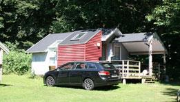 Location - Cabane 25M² Salle De Bain - Horsens City Camping