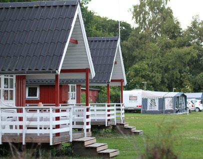 Location - Cabane - Horsens City Camping