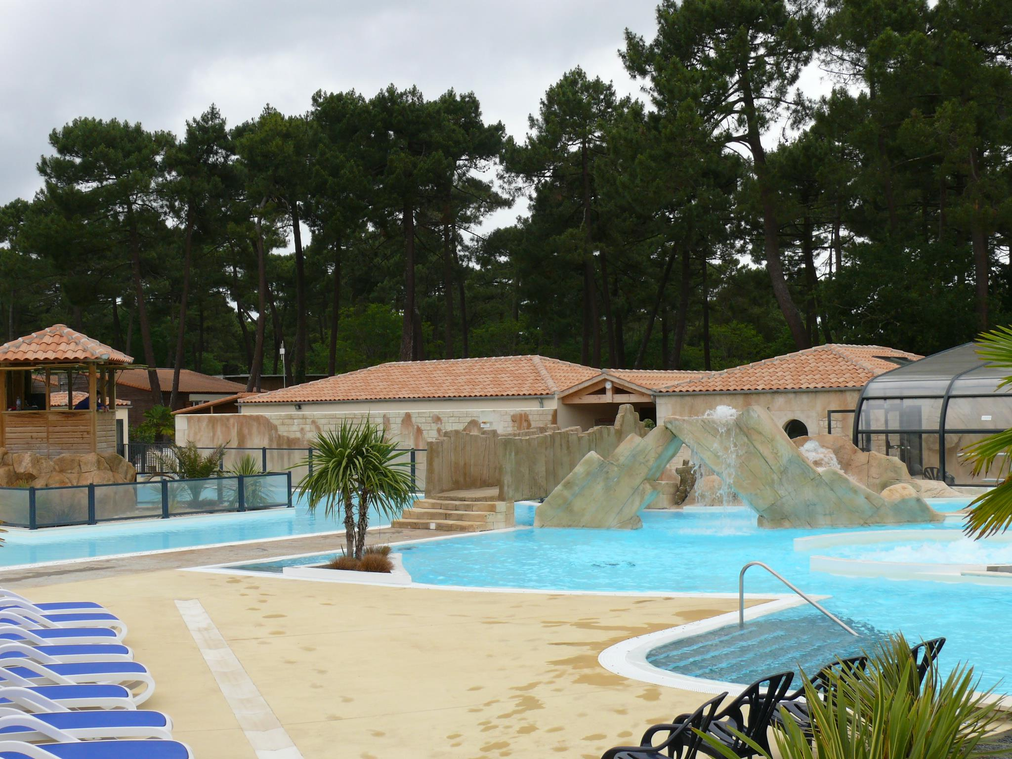 Camping Palmyre Loisirs, Les Mathes, Charente-Maritime