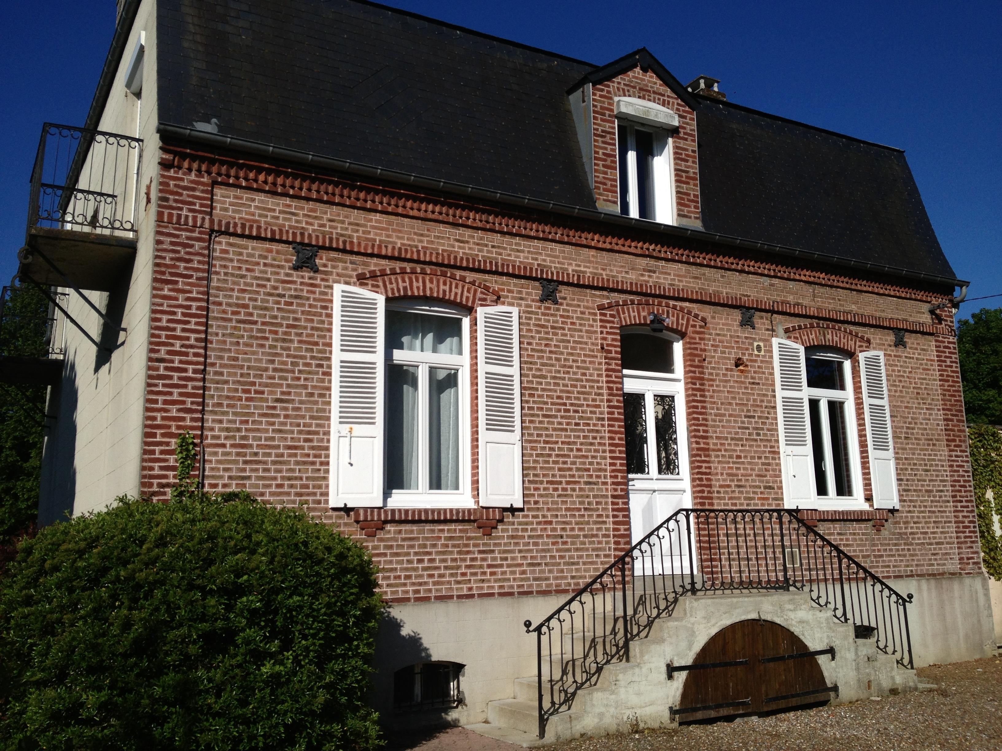 Gîte Les Cottières de 120 m², 4 chambres
