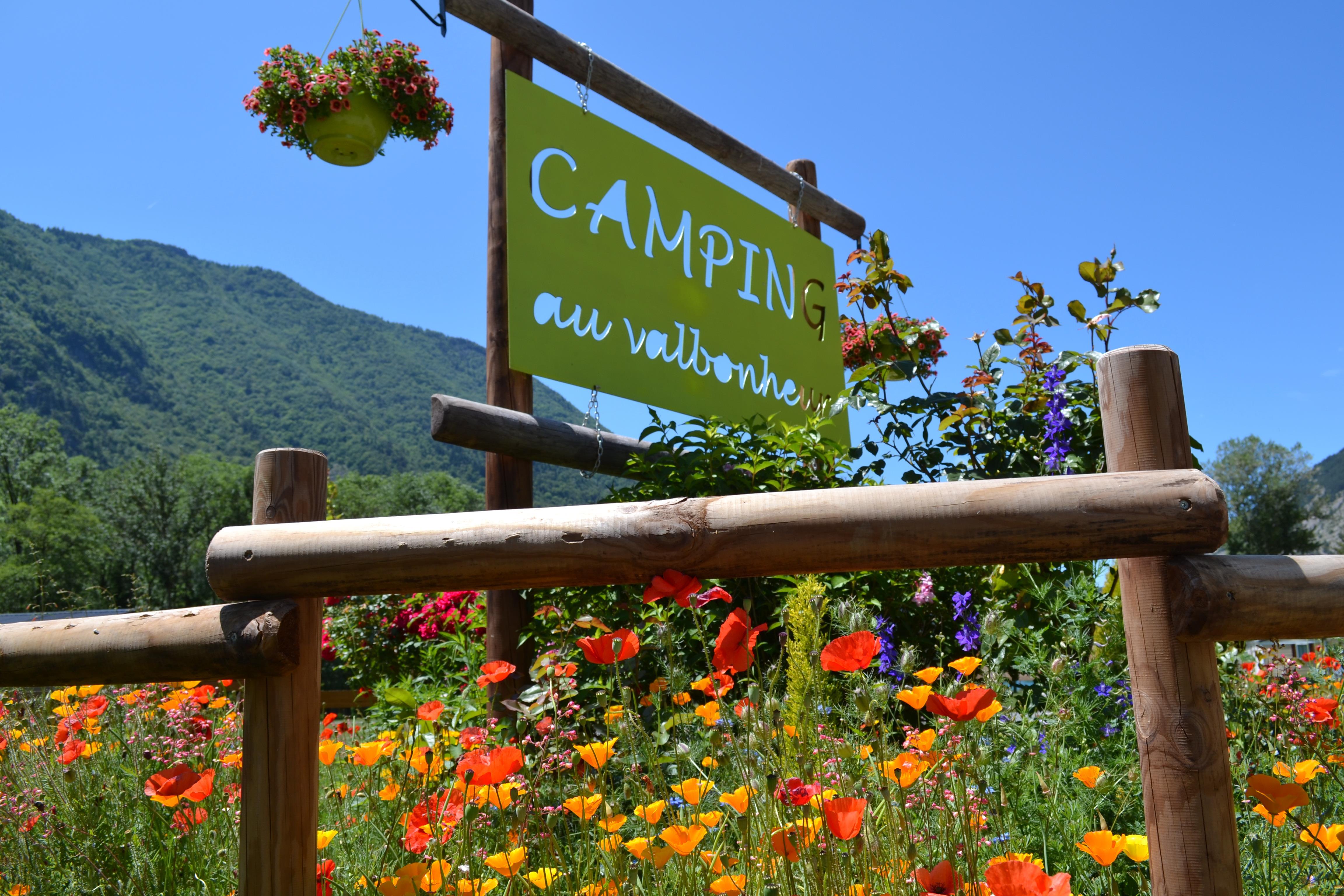 Camping Au Valbonheur, Valbonnais, Isère