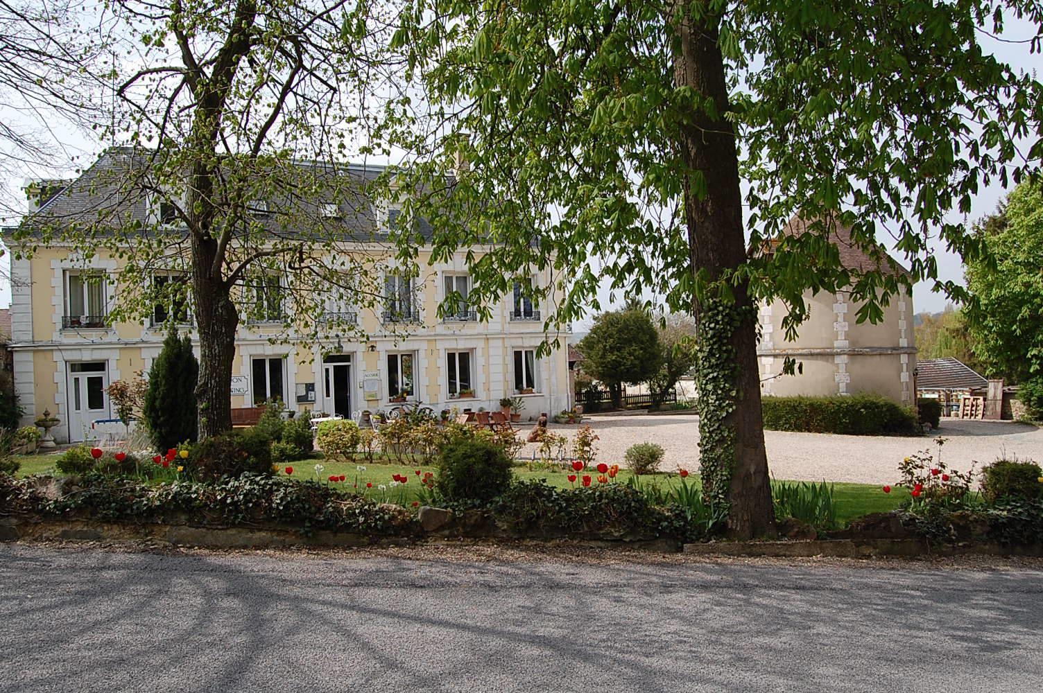 Camping Chateau de Bouafles, Bouafles, Eure