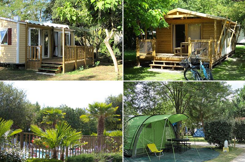 Camping des Familles, Grayan-et-l'Hôpital, Gironde