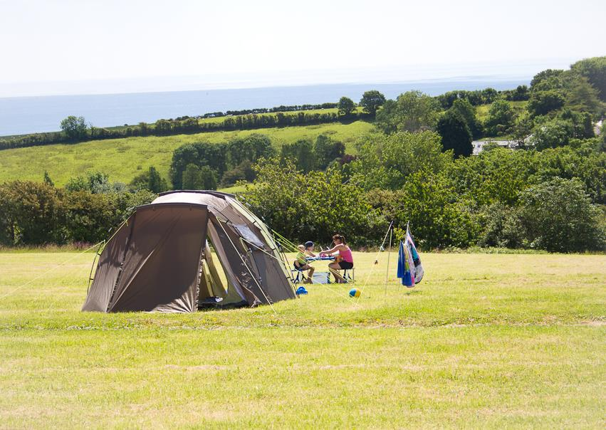 Emplacement - Emplacement Meadows - Tencreek Holiday Park