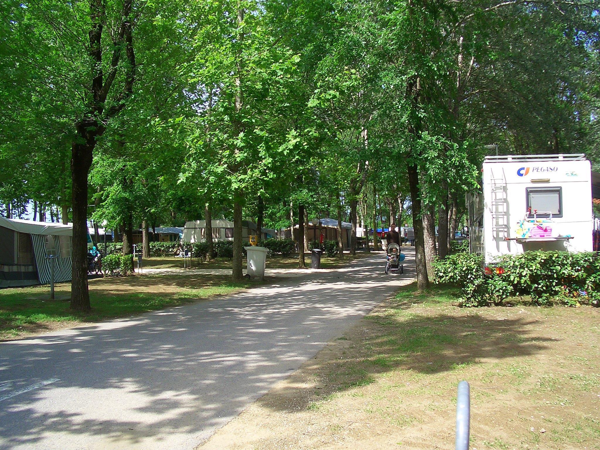 Emplacement - Emplacement Mer 90M²- Caravane Ou Camping-Car + Électricité - Camping Laguna Village