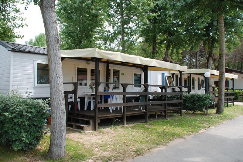 Location - Mobil Home Maxi Caravan Laguna + - Camping Laguna Village