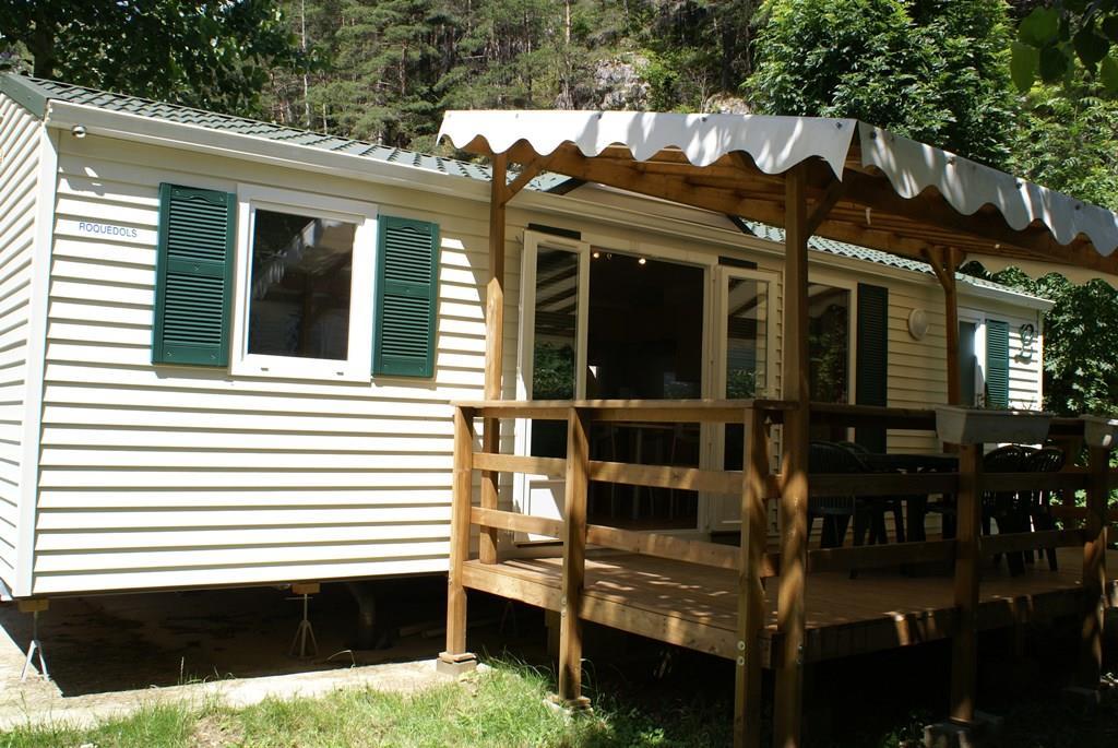 Mobil Home Louisiane Zen + Flores (3 Chambres)