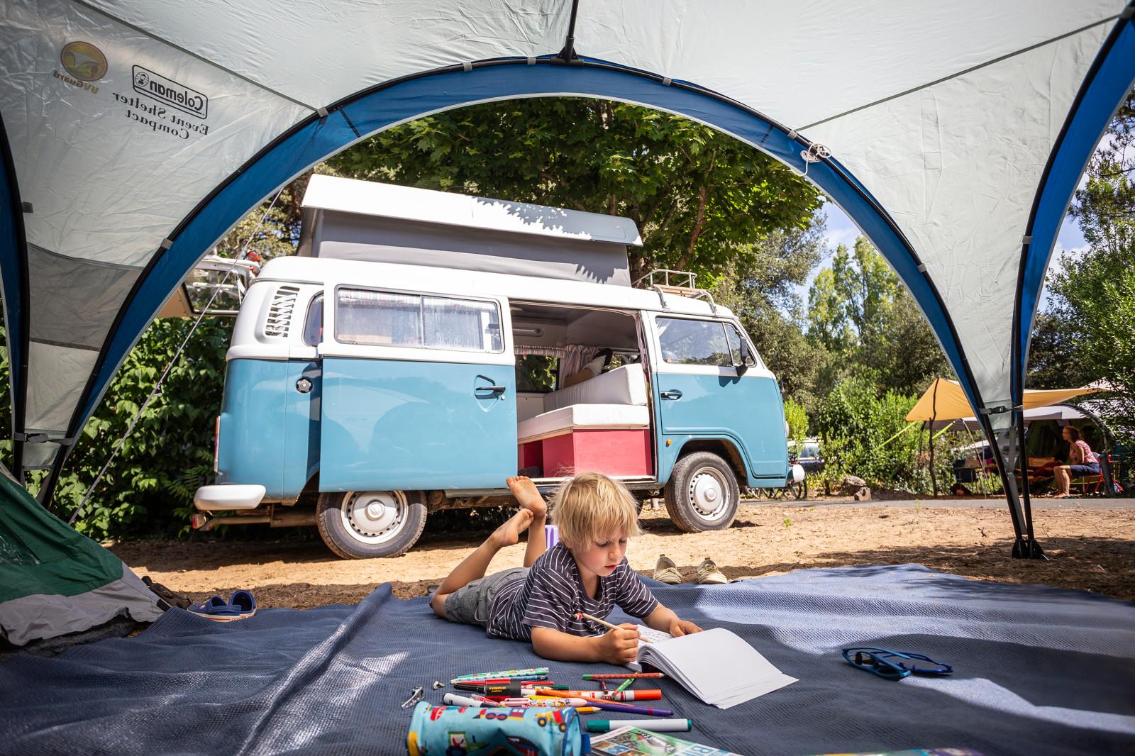 Camping Huttopia Chardons Bleus, Sainte-Marie-de-Ré, Charente-Maritime