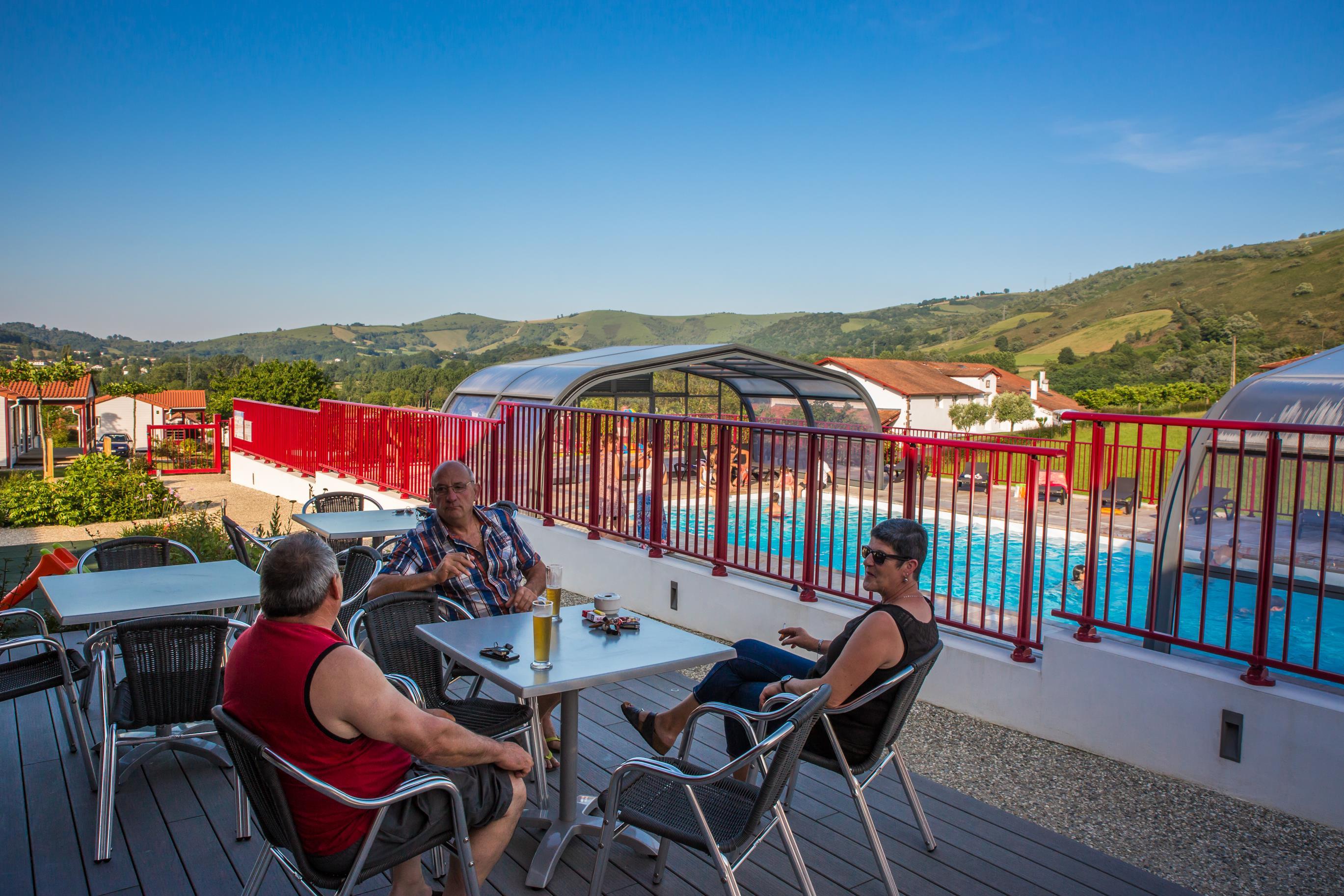 Camping Huttopia Sud Ardèche, Vagnas, Ardèche