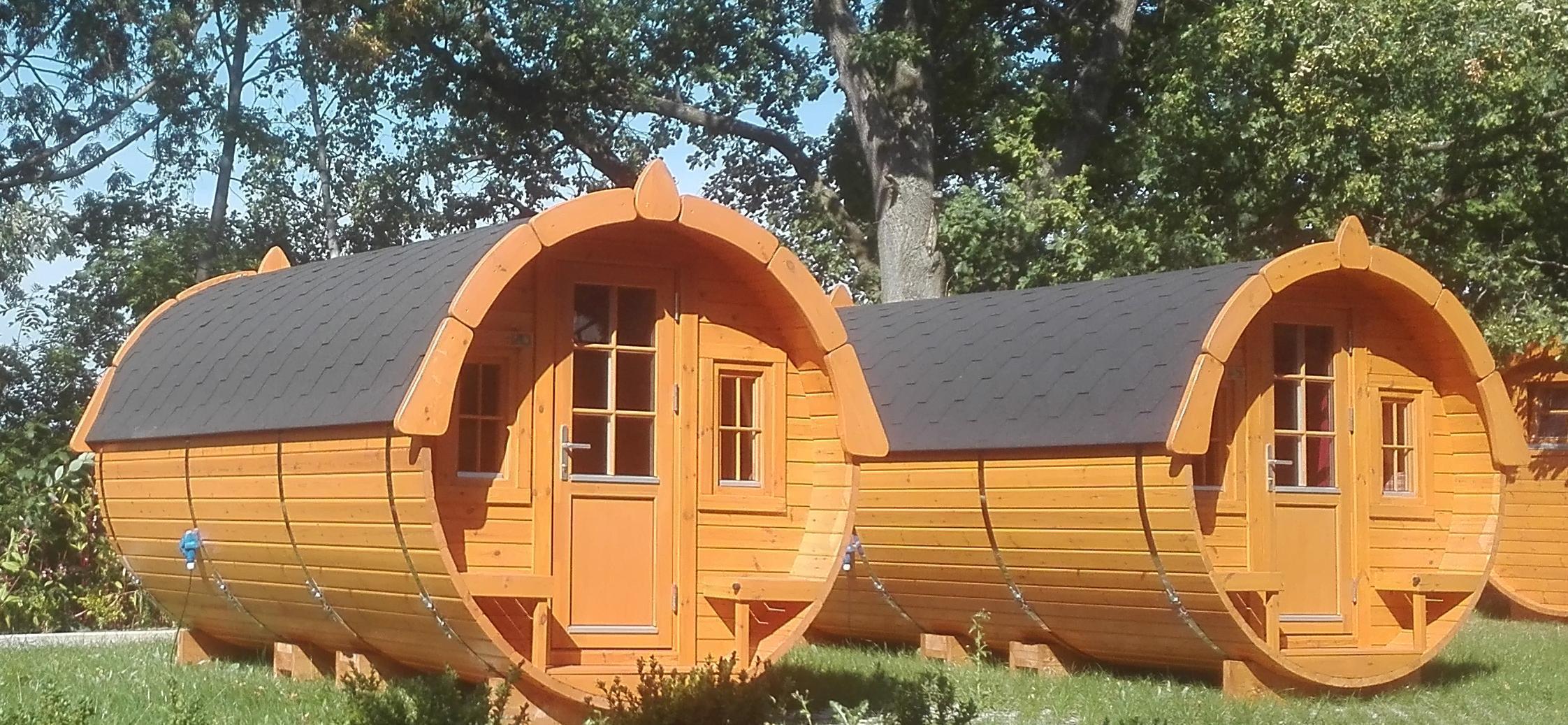 Location - Schlaffass Von Finkotte - Campingplatz Platzermühle