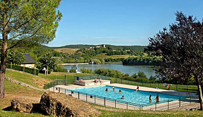 Camping du Lac du Causse, Lissac-sur-Couze, Corrèze