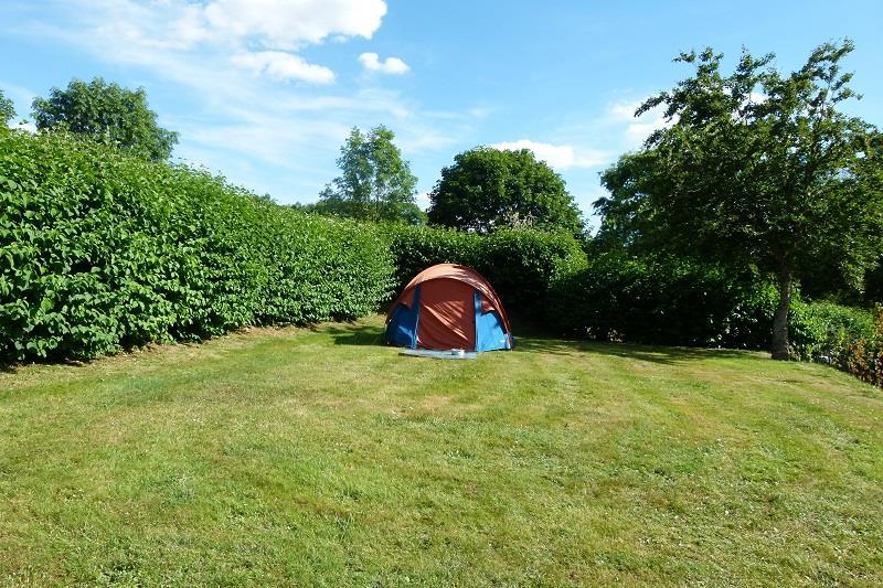 Camping Val Vert En Berry