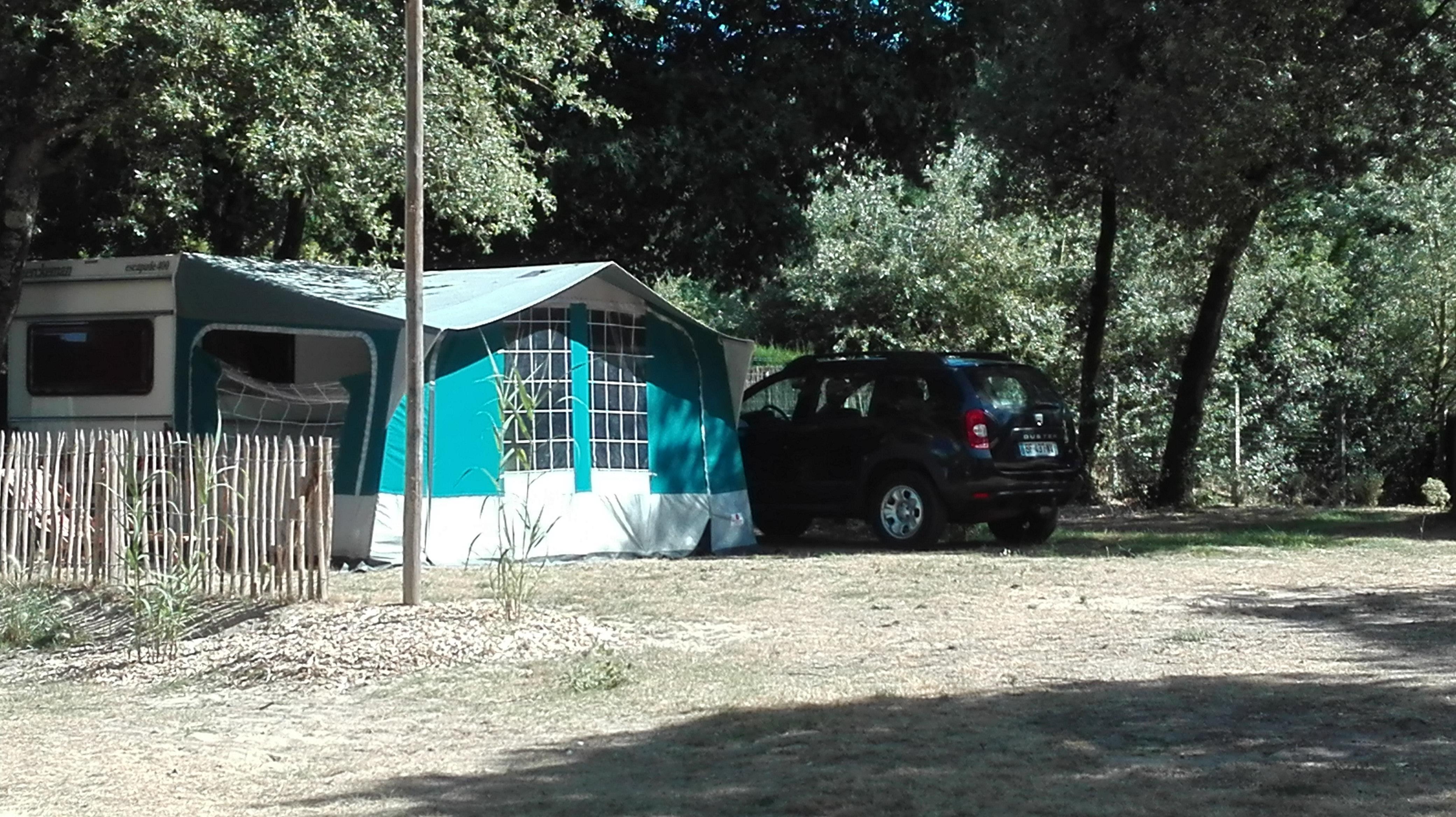 Camping le Bois Verdon 4 étoiles, Saint-Jean-de-Monts, Vendée