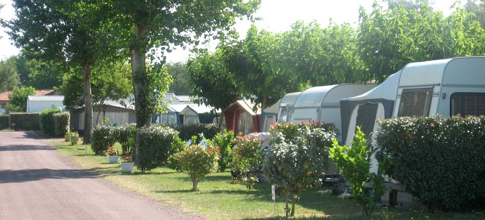 Camping les Floralies, Dolus-d'Oléron, Charente-Maritime