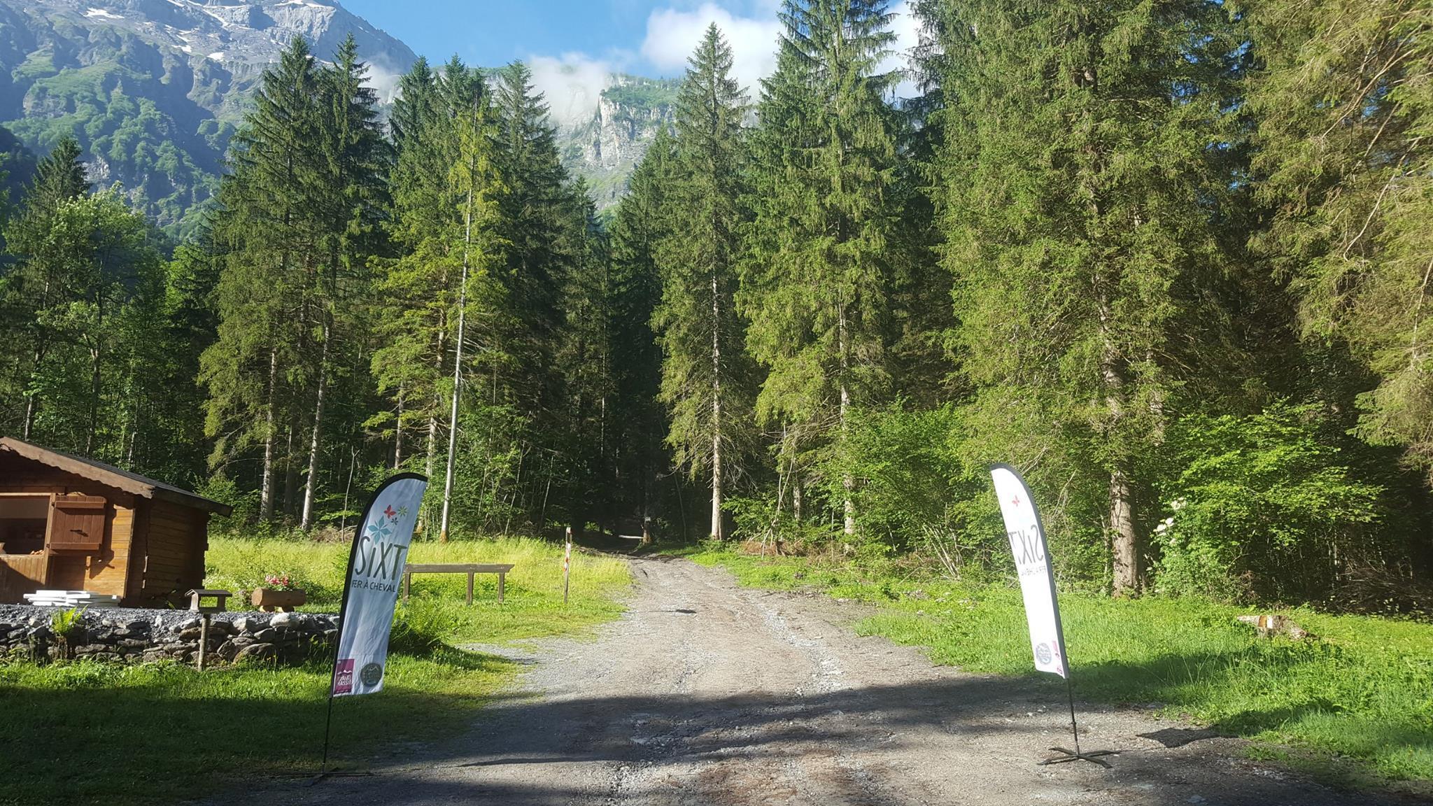 Camping le Pelly, Sixt-Fer-à-Cheval, Haute-Savoie