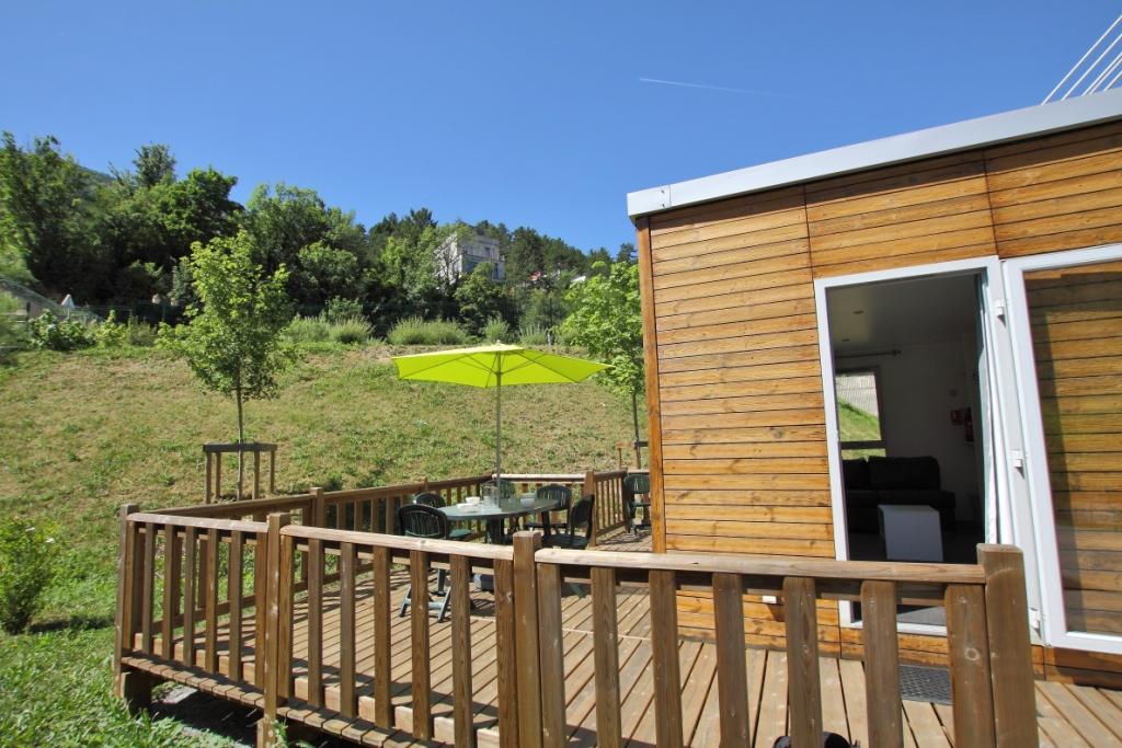 Camping Lou Gourdan, Puget-Théniers, Alpes-Maritimes