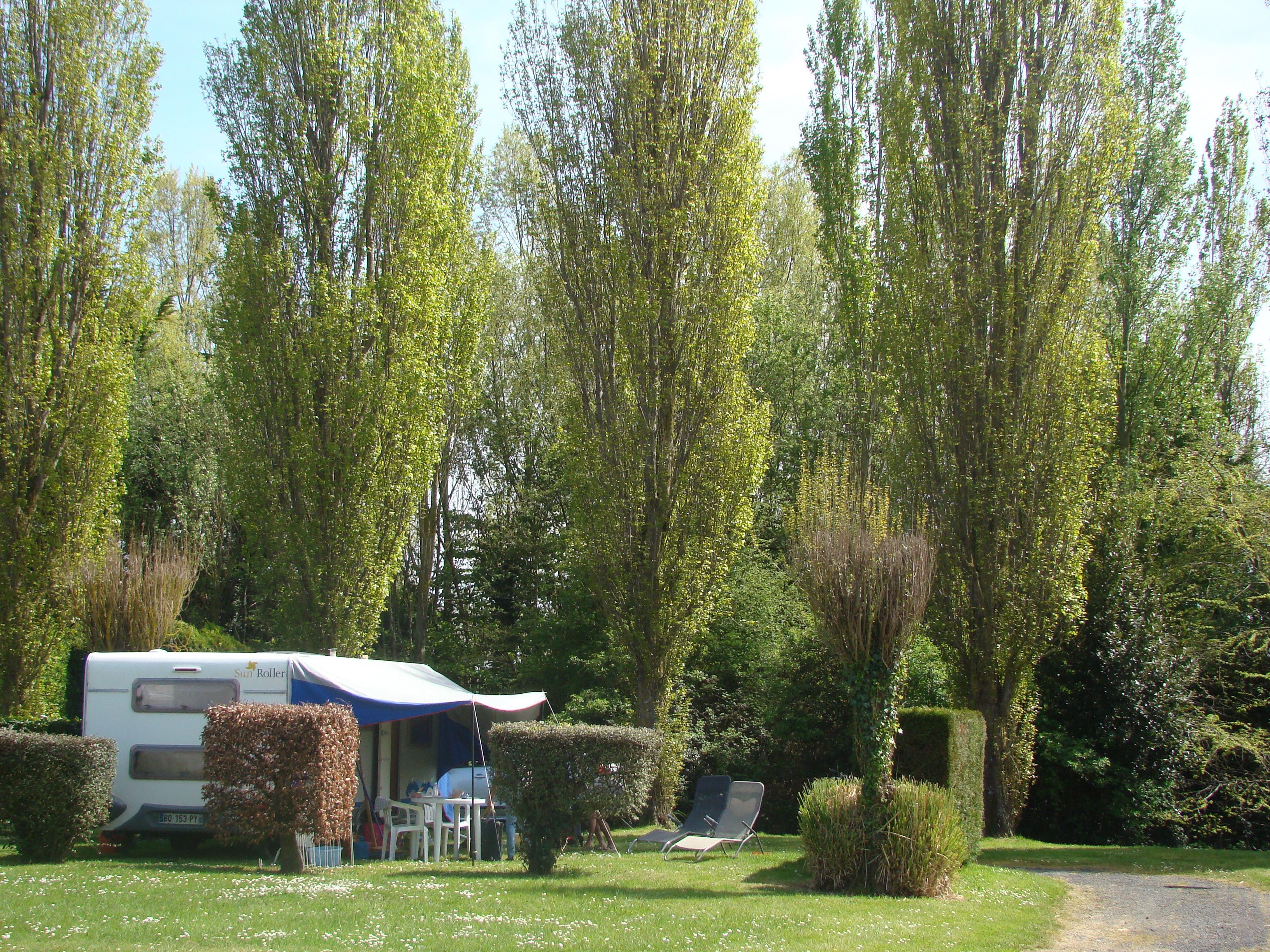 Camping Seasonova Riva Bella, Ouistreham, Calvados
