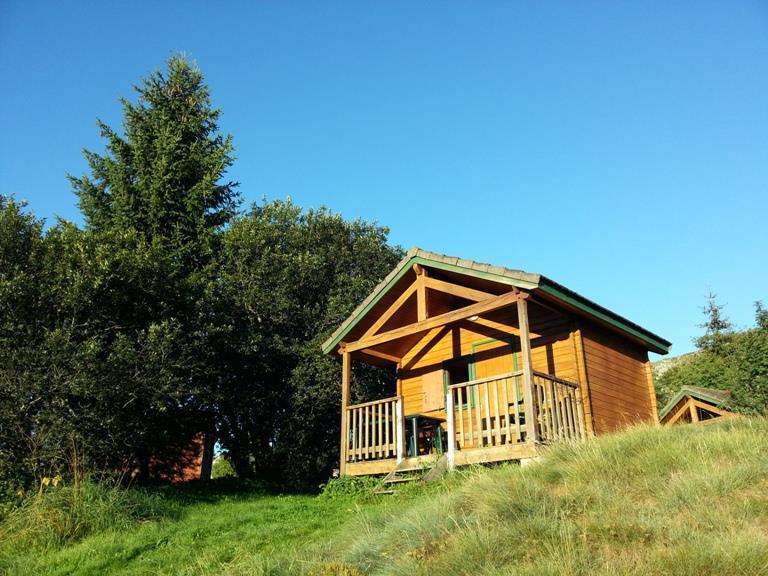 Camping Domaine de l'Ours, Saint-Urcize, Cantal