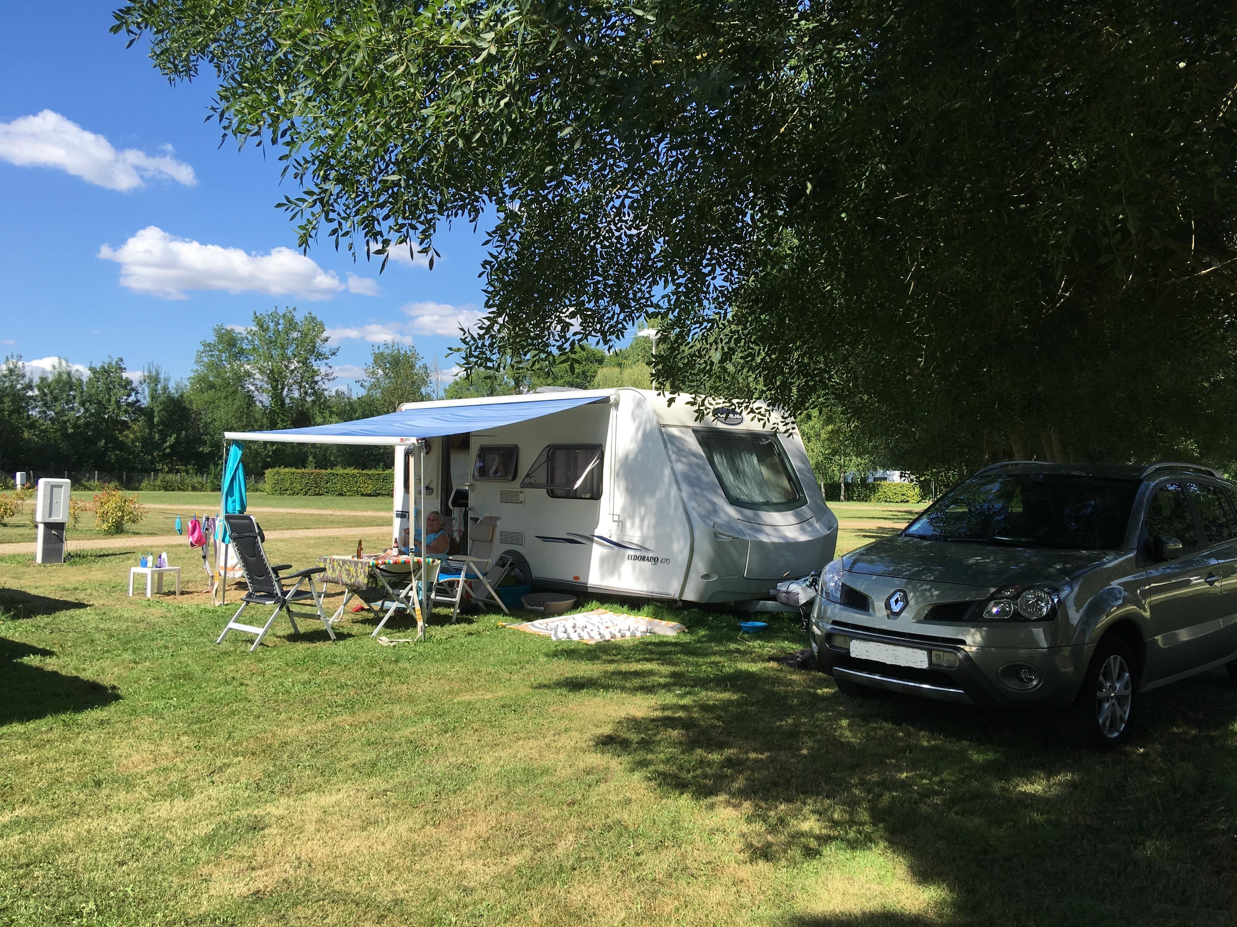 Camping le Moredena, Morannes, Maine-et-Loire