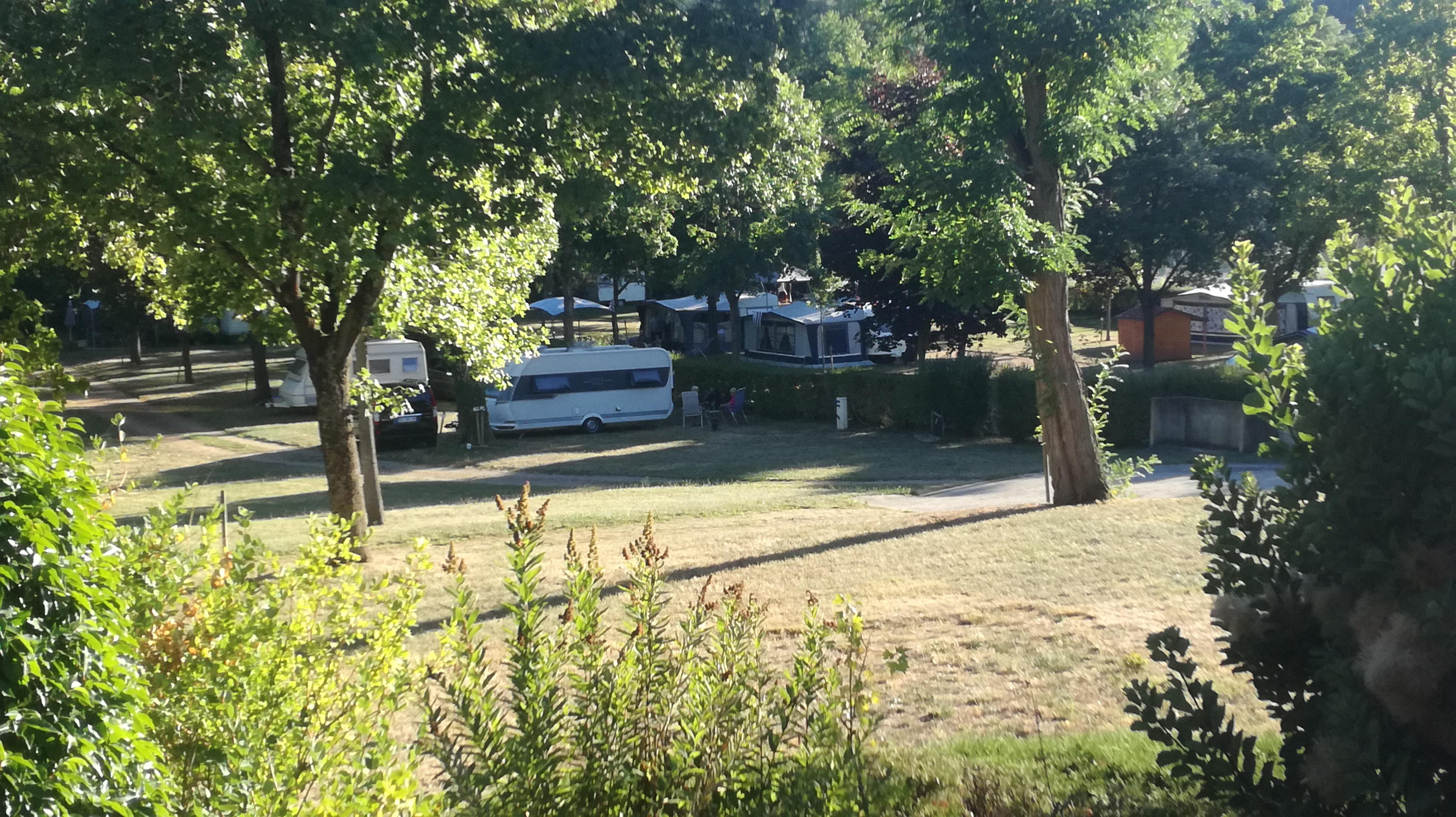 Camping de L'orangerie, Boën-sur-Lignon, Loire