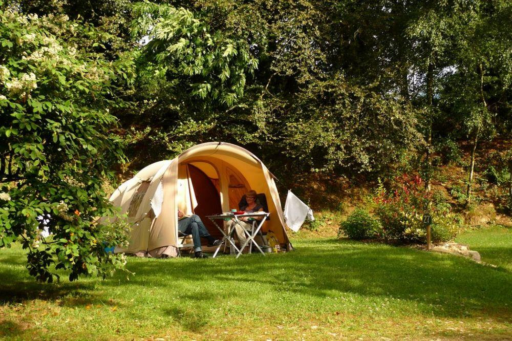 Camping de Pont Calleck, Inguiniel, Morbihan