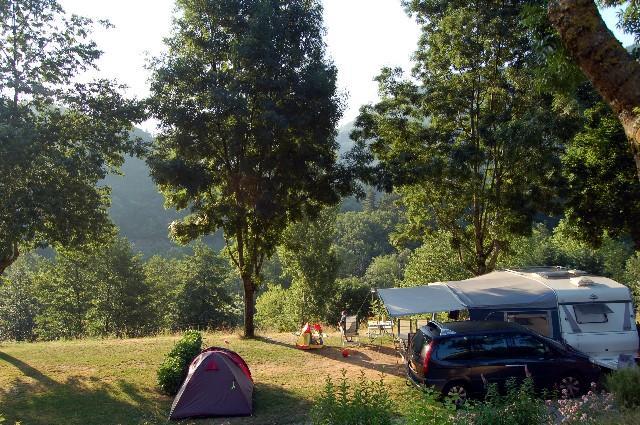 Camping l'Ardéchois, Saint-Sauveur-de-Montagut, Ardèche