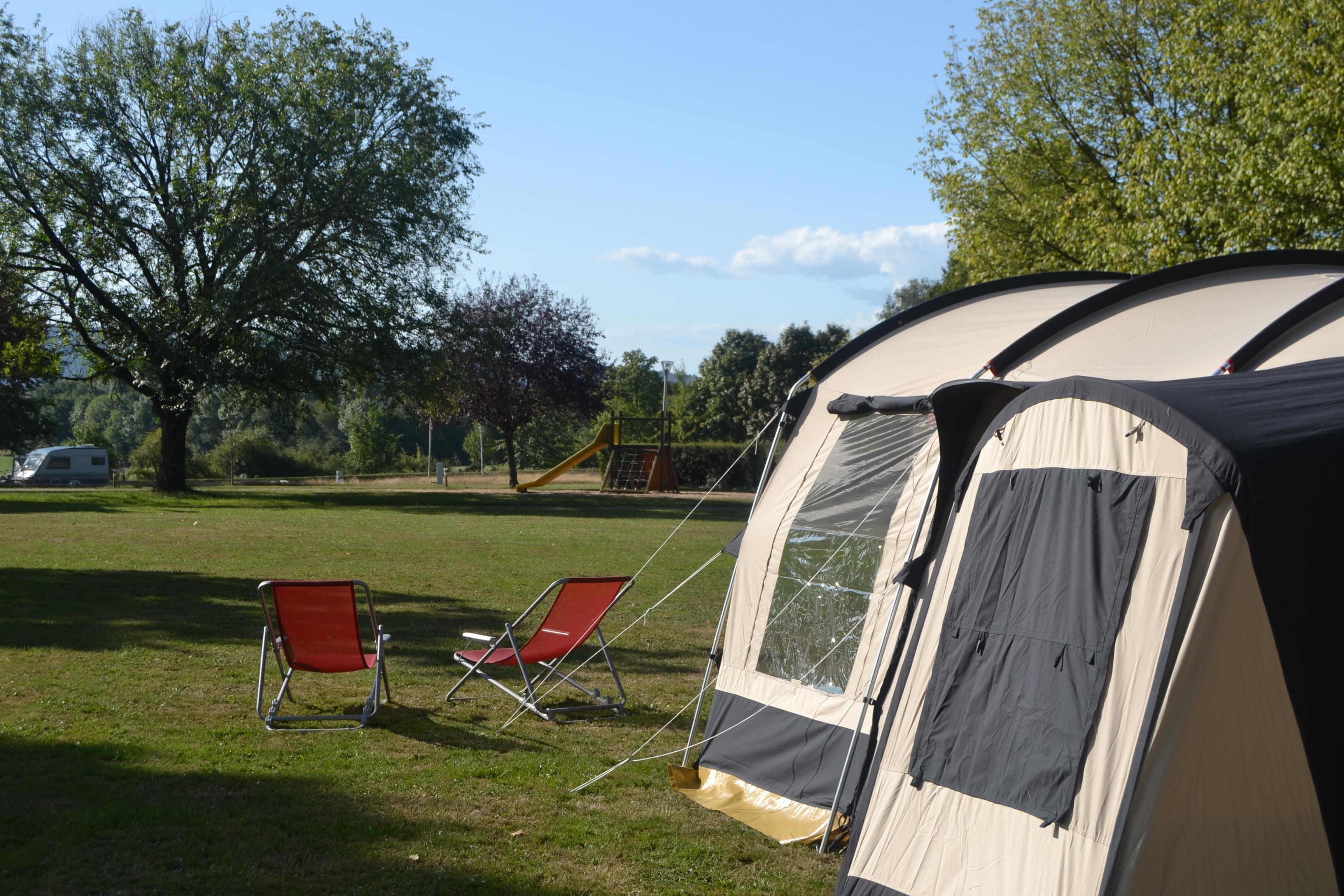 Camping Dun-le-Palestel, Dun-le-Palestel, Creuse