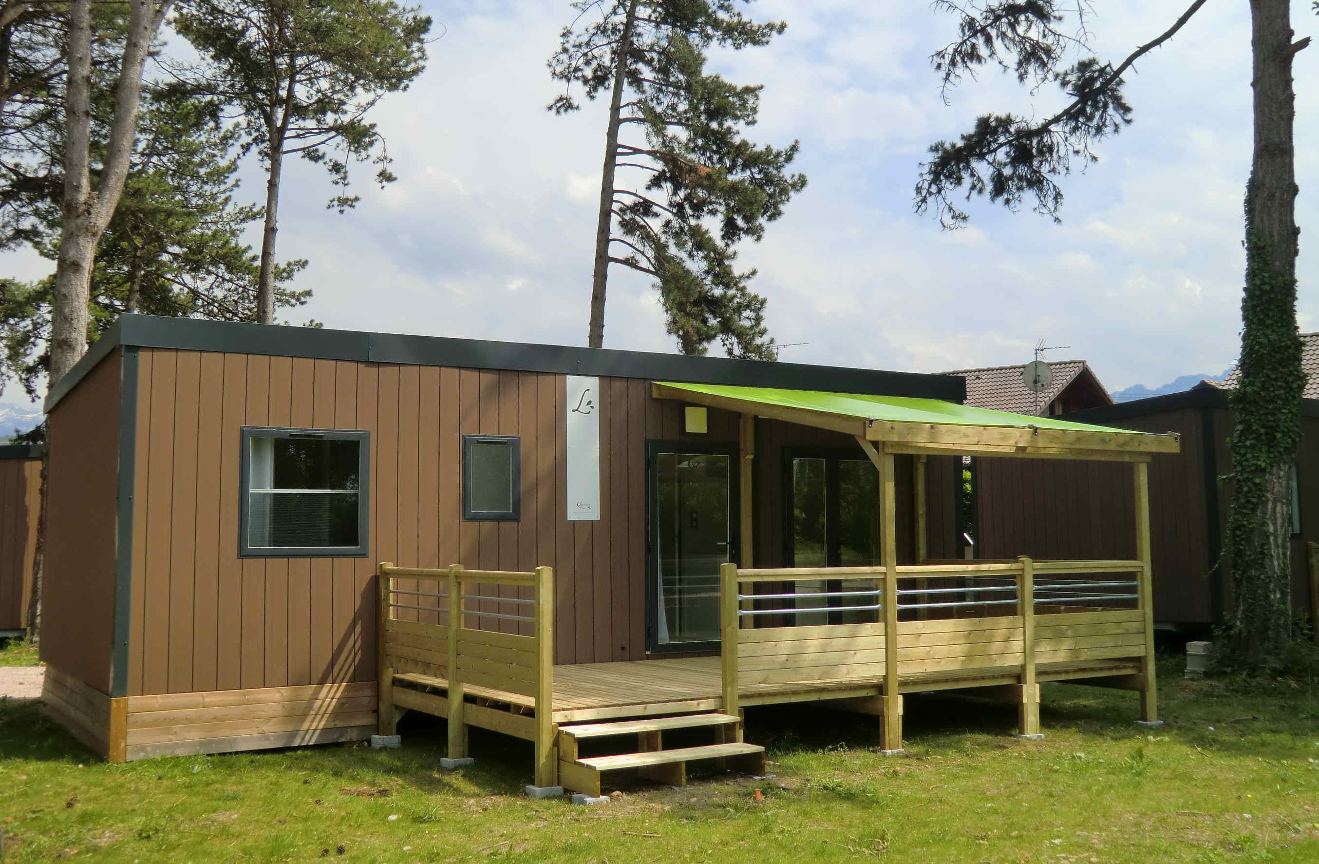 Accommodation - Cottage Confort 3 - Camping Parc de la Dranse