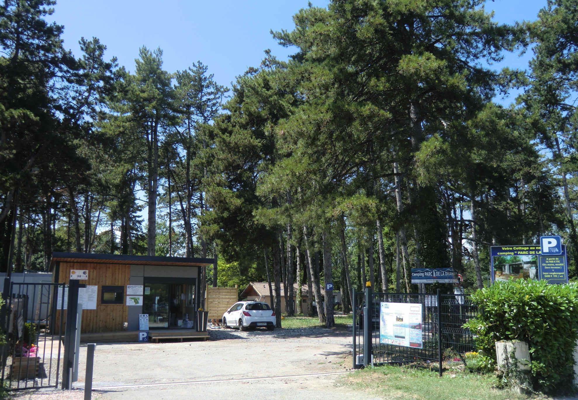 Camping la Dranse, Thonon-les-Bains, Haute-Savoie