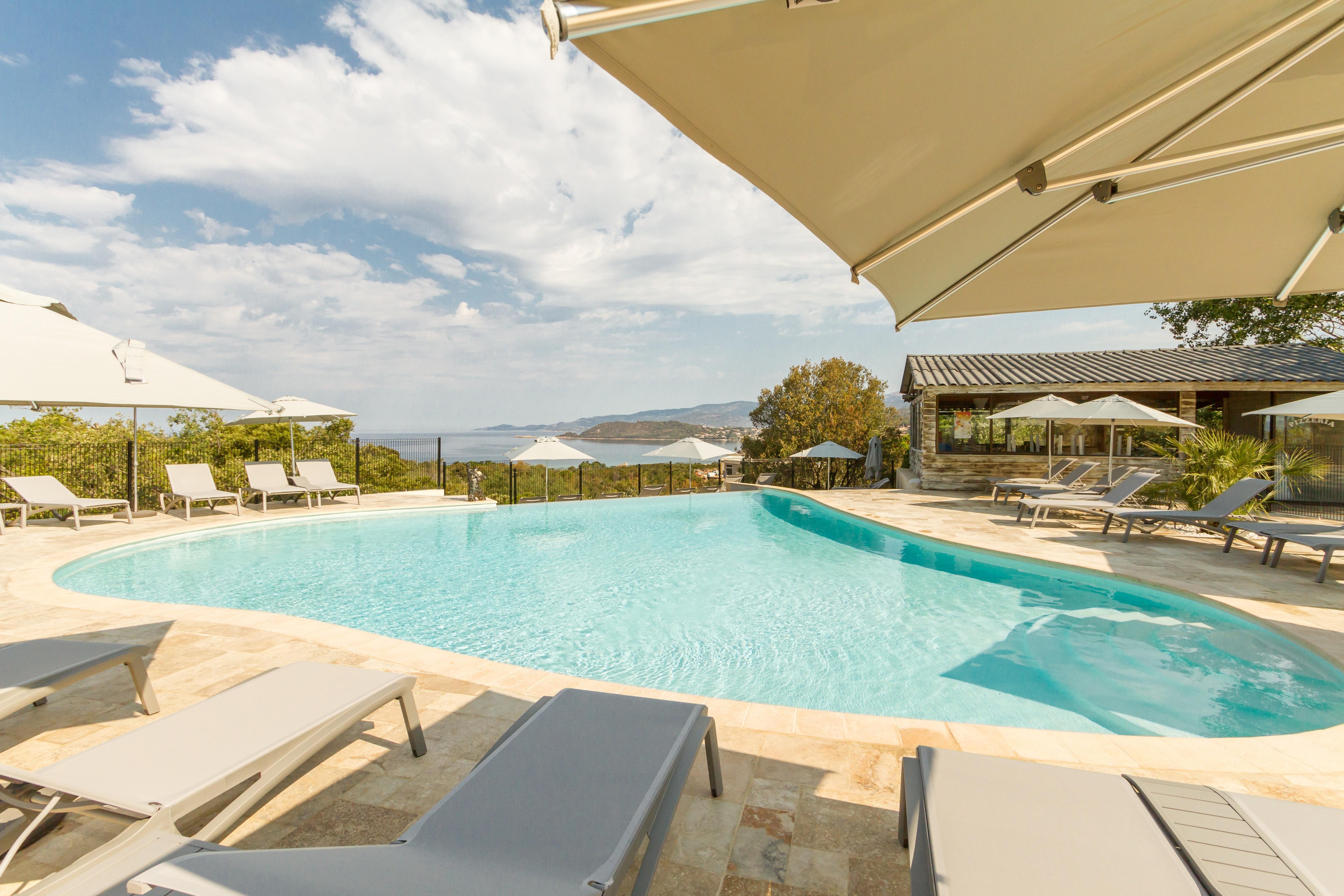Camping Lacasa, Calcatoggio, Corse