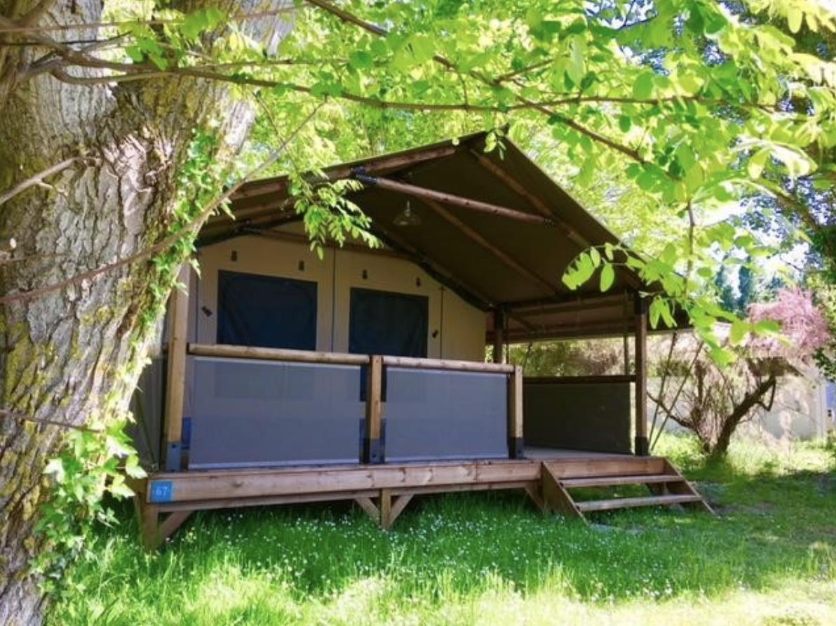 Camping Seasonova Ile de Ré, Les Portes-en-Ré, Charente-Maritime
