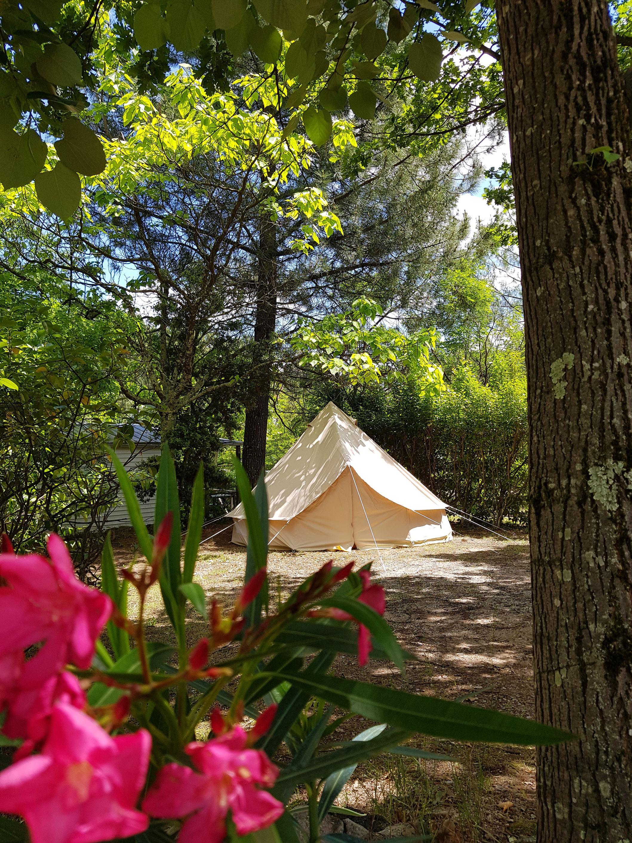Camping Hello Soleil, Lablachere, Ardèche