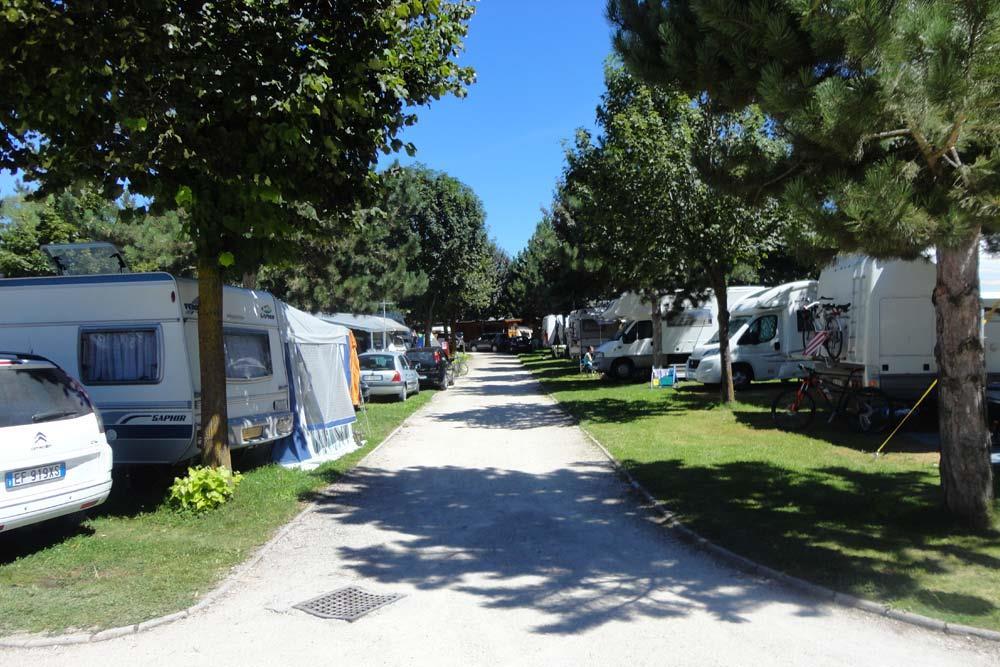 Emplacement - Emplacement - Camping Park Baita Dolomiti