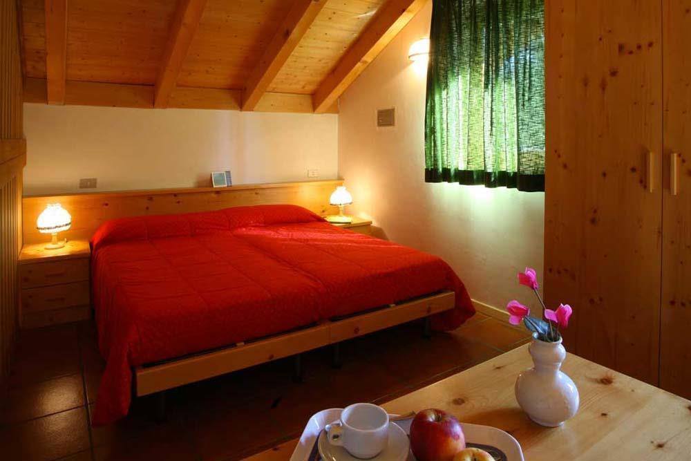 Location - Chalet - Camping Park Baita Dolomiti