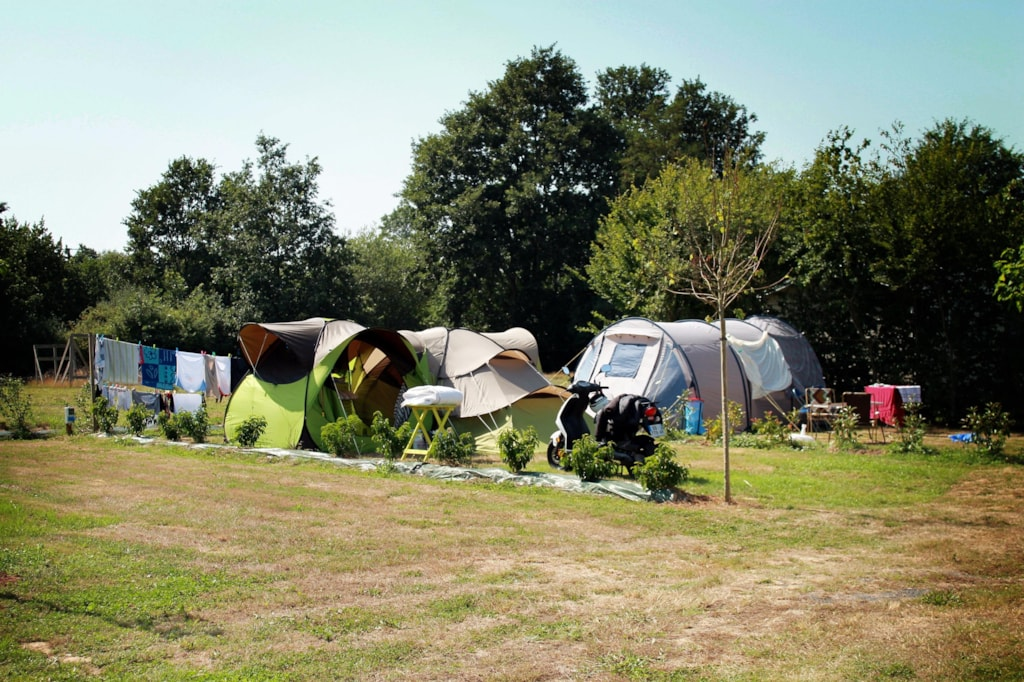 Camping Au Pré De L'etang