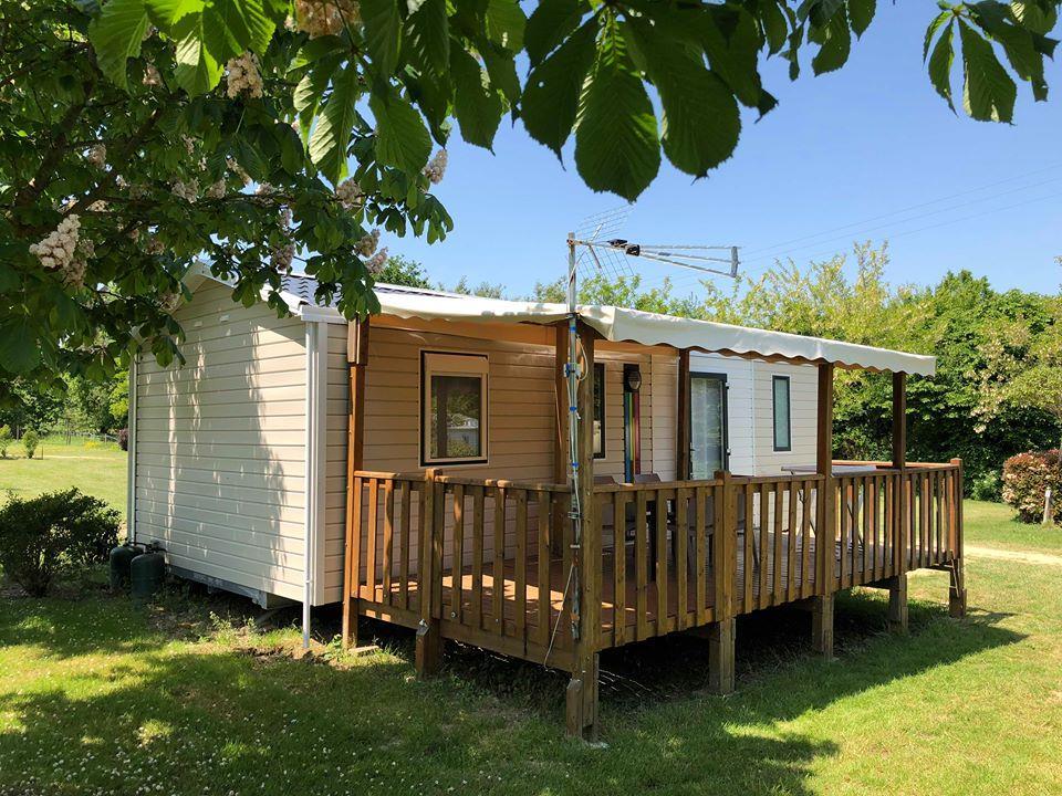 Mobil-home 31 m² Bermudes Trio 3 chambres