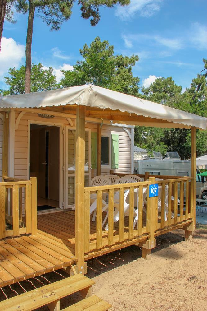 Camping Océan Vacances, Saint-Georges-de-Didonne, Charente-Maritime