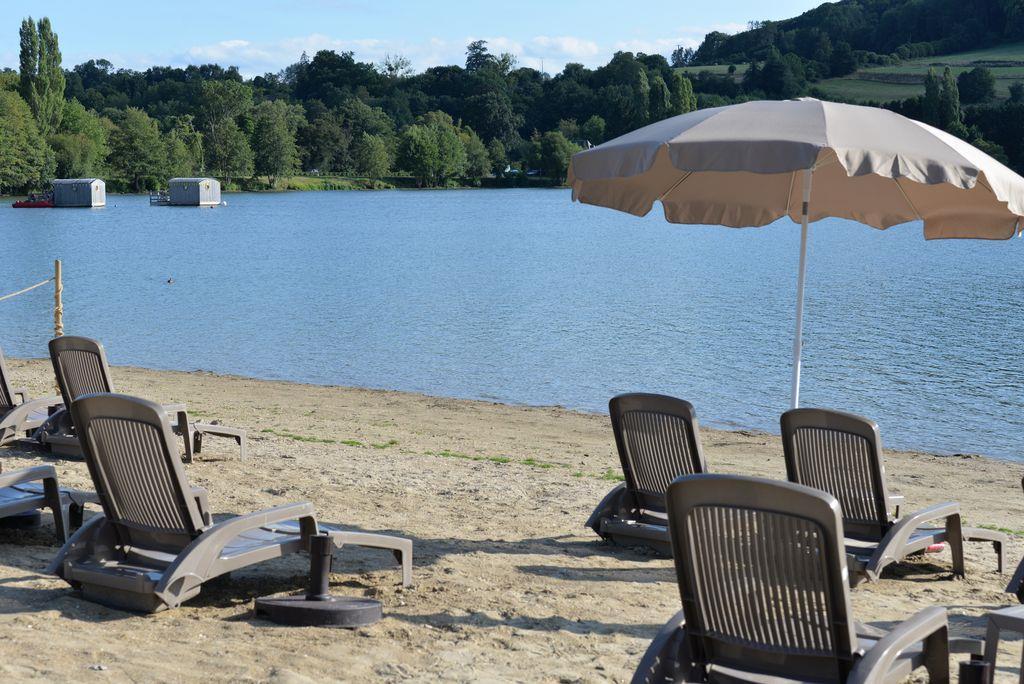 Camping du Lac, Pont-L'Évêque, Calvados