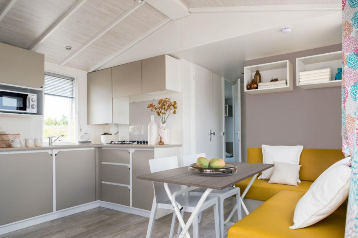 Mobil-home 3 Chambres 6 pers Max