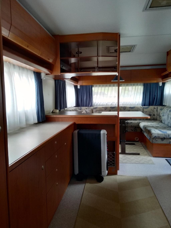 Rental Caravan