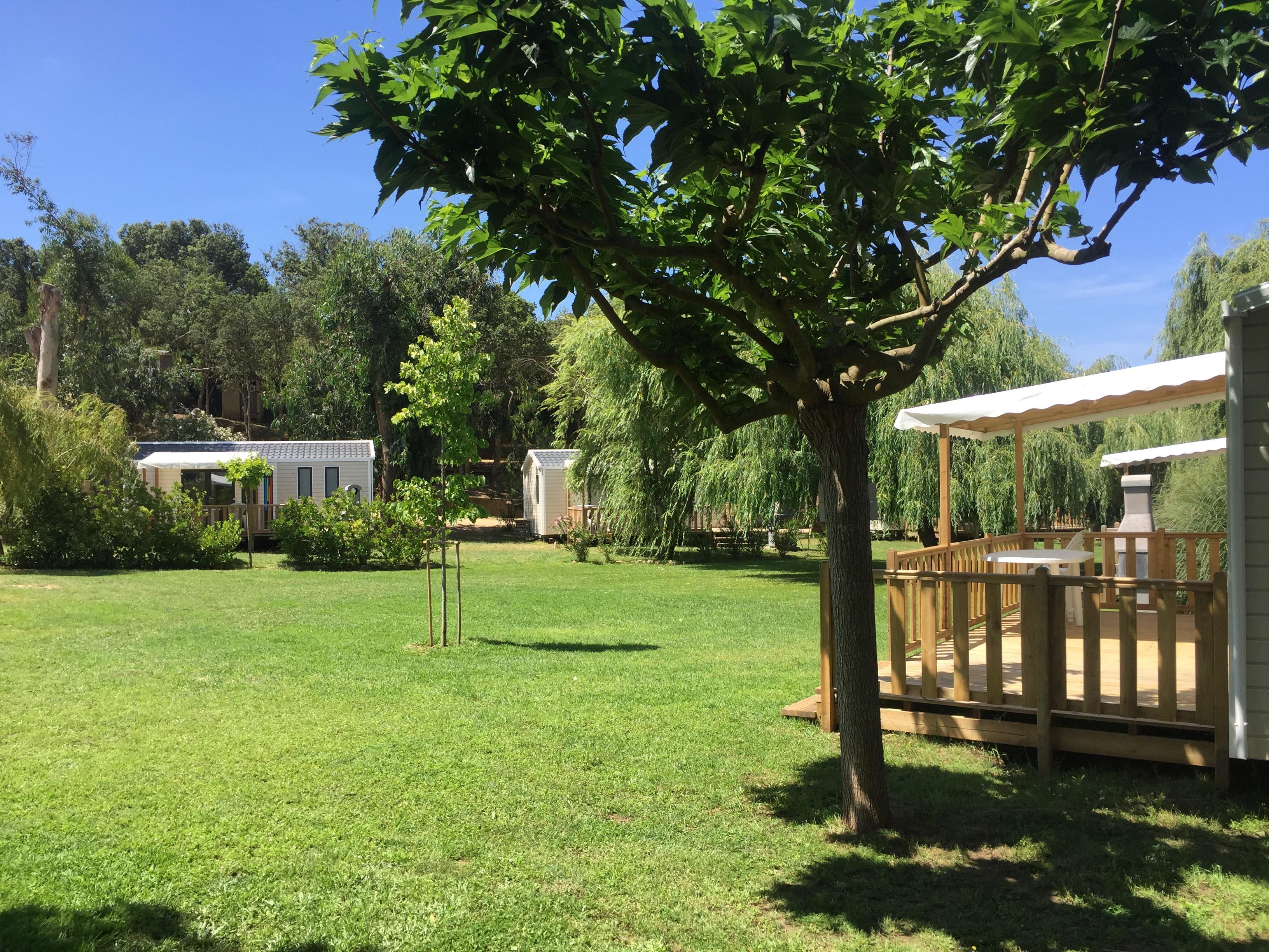 Camping le Milella, Propriano, Corse