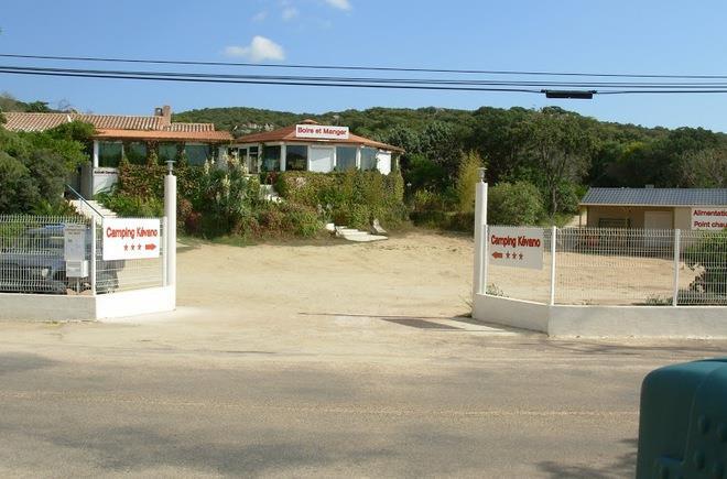 Camping Kévano Plage, Pianotolli-Caldarello, Corse
