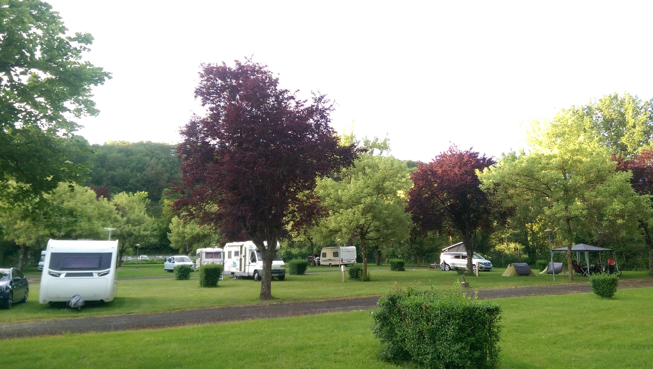 Camping les Patîs, Nazelles-Négron, Indre-et-Loire