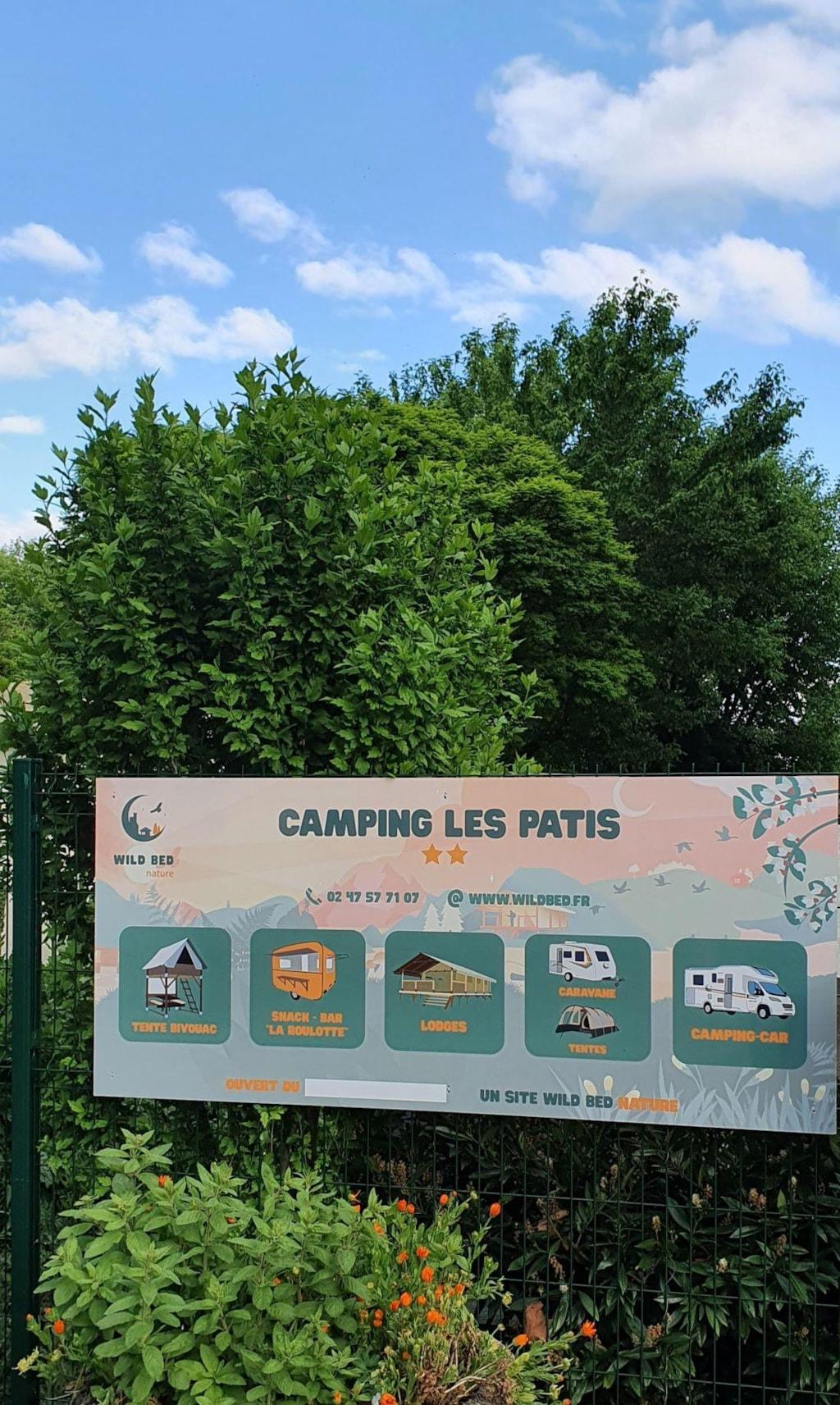 Camping Les Patis