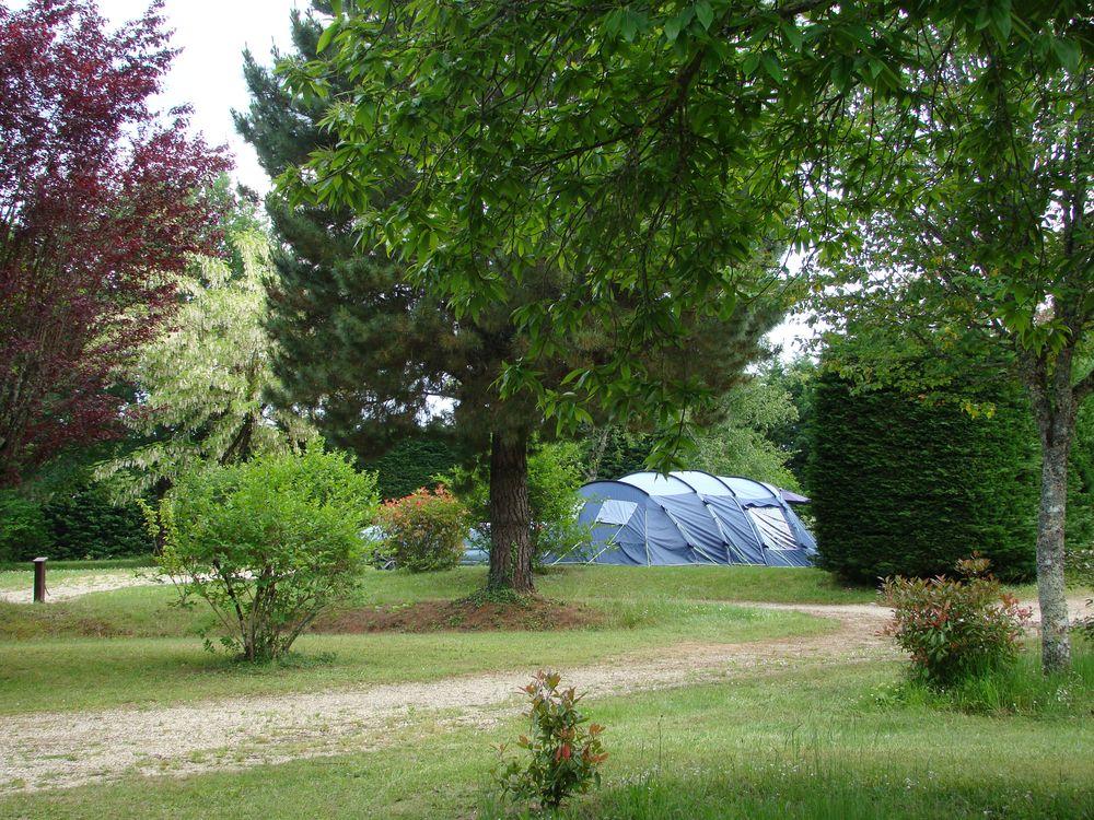Camping le Reve, Le Vigan, Lot