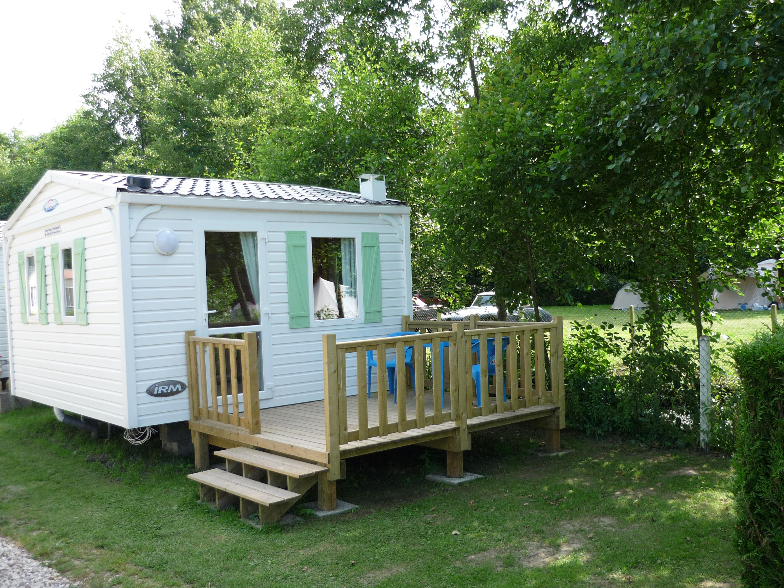Mobil-Home 1 Bedroom With Terrace