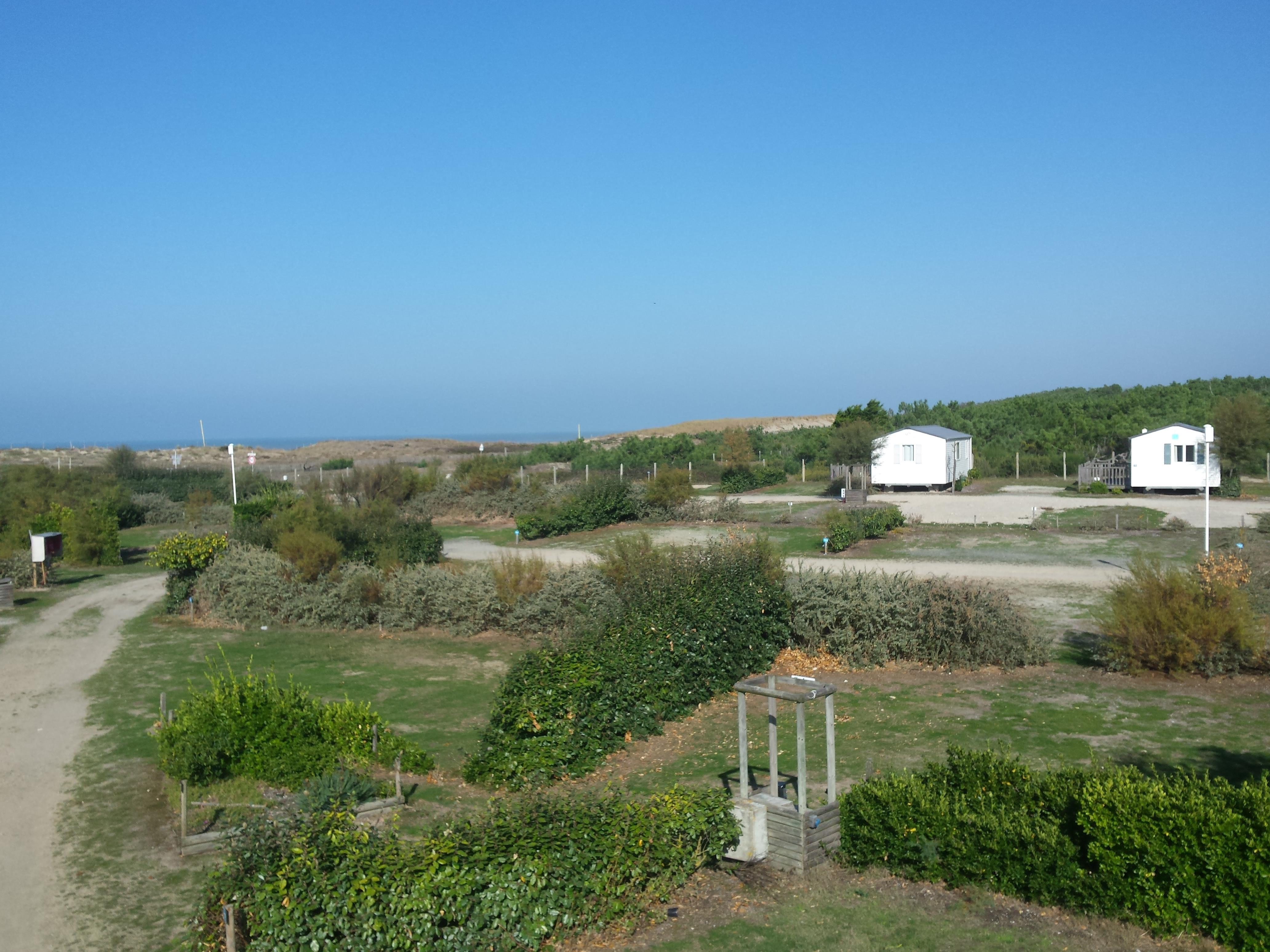Camping le Soleil d'Or, Montalivet, Gironde