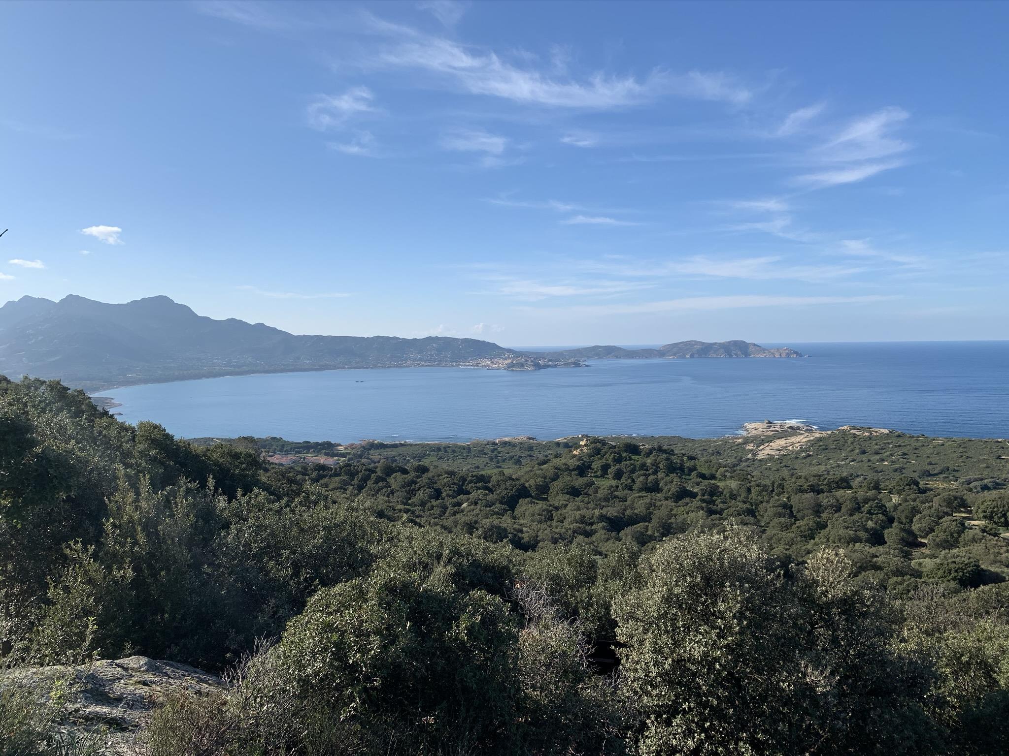 Camping Monte Ortu, Lumio, Corse