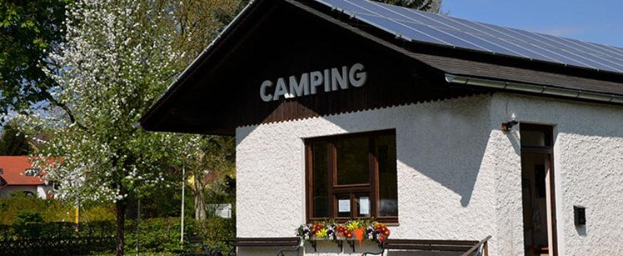 Camping Schloss Burgau - Burgau