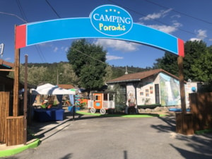 Camping Paradis Family des Issoux